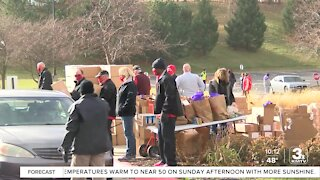 Salem Baptist Church helps those in need
