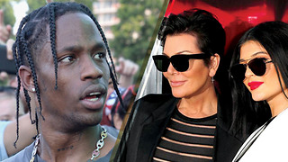 Could Kris Jenner STOP Travis Scott from Seeing Kylie and Baby Stormi!!? - Video