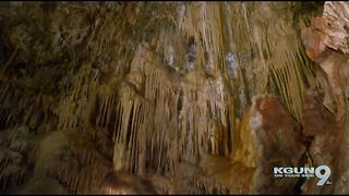 Escape the heat underground at Kartchner Caverns - Video