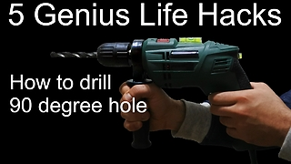 5 genius life hacks that everyone should know  - Video
