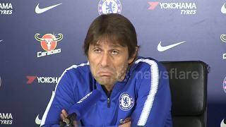 Conte says Chelsea is working at 70 per cent less than last season - Video