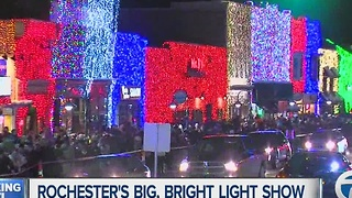 Rochester's Big, Bright Light Show - Video