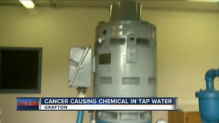 Cancer-causing chemical in local water supply - Video