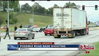 Trucker killed in possible road rage shooting - Video