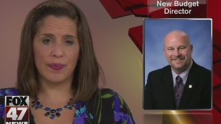 Governor Snyder chooses new budget director - Video