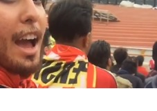 Iranian Woman Applies Fake Beard to Attend Soccer Match Where Women Are Forbidden - Video