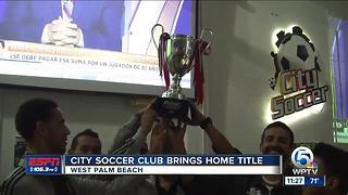 City Soccer Club Brings Home - Video