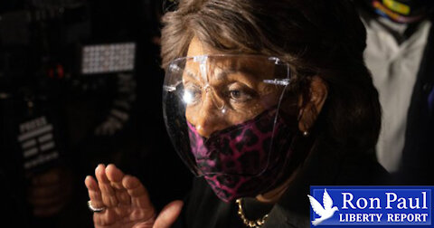 Maxine Waters: Inciting Actual Insurrection?