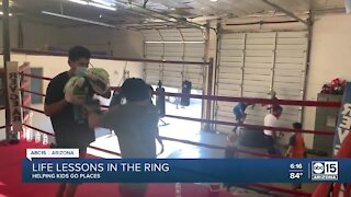 Helping Kids Go Places: Phoenix Sports Academy