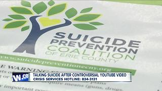 Talking about suicide following Logan Paul YouTube video - Video