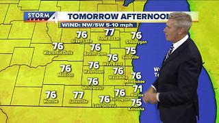 Brian Gotter's Friday 10pm Storm Team 4cast - Video