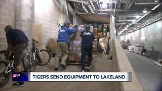 Tigers clubhouse manager packs spring training truck for the 40th time