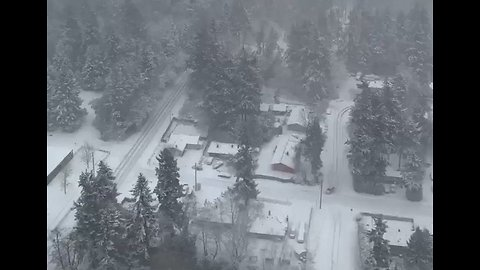 Snow Causes Flight Cancellations, Delays at Seattle-Tacoma Airport