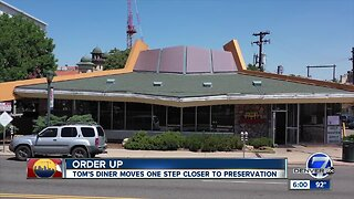 Denver City Council committee advances historic designation application for Tom's Diner to full body