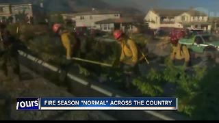 Fire season outlook - Video