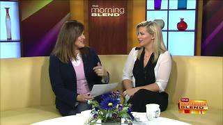 Molly and Tiffany with the Buzz for July 4! - Video
