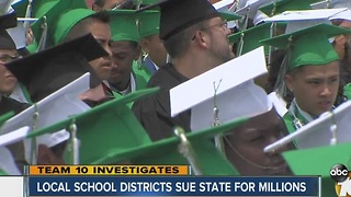 Six school districts, including San Diego Unified, sue state over mandate funding - Video