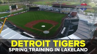 Detroit Tigers Spring Training in Lakeland | Taste and See Tampa Bay