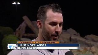 Justin Verlander picks up career strikeout No. 2,500 - Video