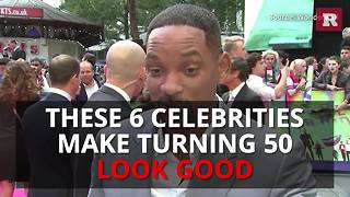Your favorite celebrities turning 50 in 2018   Rare People