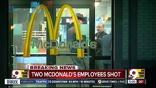 Deputies: McDonald's employee shot two female coworkers, left them fighting for their lives