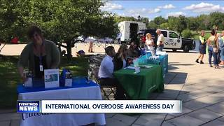 2017 International Overdose Awareness Day - Video