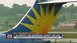 Allegiant Air under fire after '60 Minutes' investigation raises safety concerns - Video