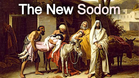 The New Sodom - Reverend William Macleod Sermon