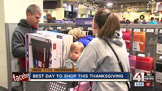 Best shopping tips, deals this Thanksgiving holiday - Video