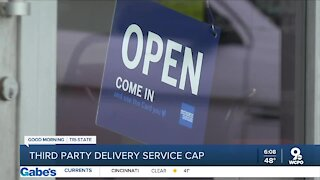 Cincinnati city council to vote on ordinance to renew delivery fee cap