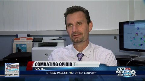 UA researchers look to prevent opioid tolerance with help of a grant