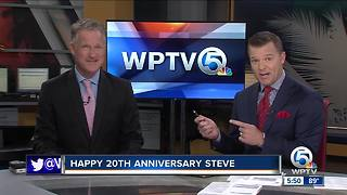 Celebrating Steve Weagle's 20th Anniversary - Video