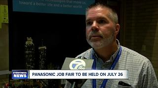 Panasonic looking to hire workers for SolarCity plant - Video