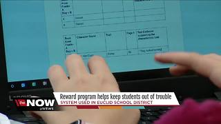 Students in South Euclid getting rewarded for good behavior - Video
