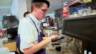 Coffee shop employing people with autism closing | Digital Short - Video