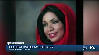 Black History Month: Honoring Leona Mitchell