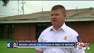 BA fire dept. hoping to build new station - Video