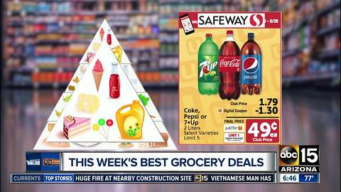 Some of the best grocery store deals this week
