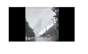 Possible Tornado Causes Damage in Salisbury - Video