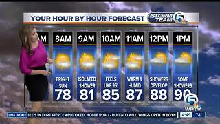 South Florida Thursday morning forecast (9/14/17) - Video