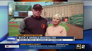 Good morning from Buck, Angela Showalter - Video