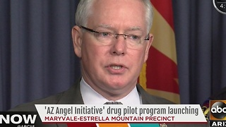 New pilot program tackling drug-related overdoses in Phoenix - Video