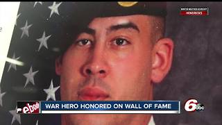 Fallen soldier, Columbus alum inducted into Columbus East Hall of Fame - Video
