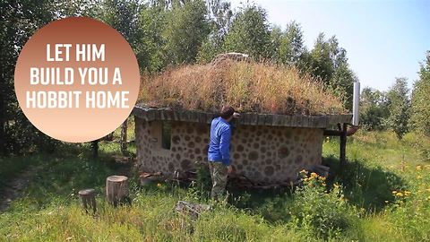 Forget real life: This man is building a hobbit village