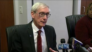 Tony Evers talks about future of Foxconn, manufacturing in Wisconsin