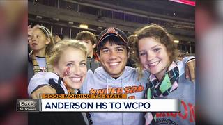 WCPO Reporter Ally Kraemer is one of many illustrious alumni of Anderson High School - Video