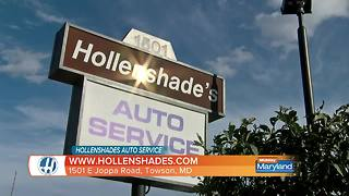 Hollenshade's Auto Service - Video