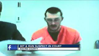 Police: Caledonia bicyclist killed in hit-and-run, suspect charged - Video