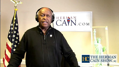 Cain Preempts Regular Show, Spends Entire Program Honoring George H.W. Bush