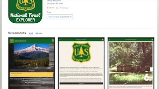 New app will help you navigate recreating in Payette National Forest